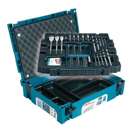 set accessori per foratura e avvitatura Makita B-43044
