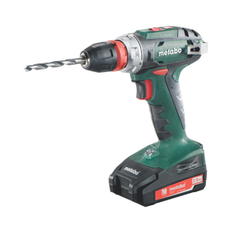 Metabo Bs 18 Quick avvitatore